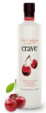 Dekuyper Liqueur Chocolate Cherry Crave